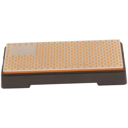 Smiths Consumer Products 3431012 Fine Sharpening Stone for Use with Sharpening Wide Woodworking Tools & Kitchen Knives
