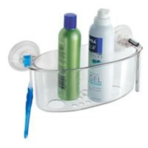 Inter Design 469817 Shower Caddy - Clear