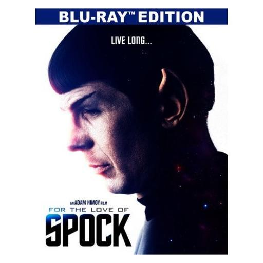 Mod-for the love of spock (blu-ray/non-returnable/2016) J2JQW3L2KBANZBQ1