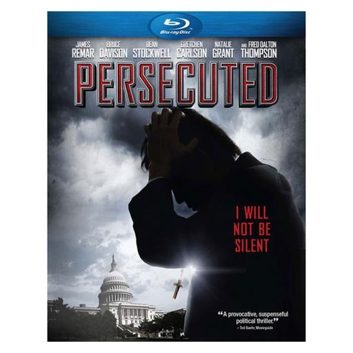 Persecuted (blu ray) nla 1284329