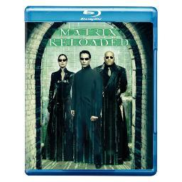 Matrix reloaded (blu-ray/ws-16x9/eng-fr-sp sub) BR123705