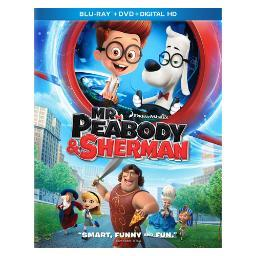 Mr peabody & sherman (blu-ray/family icons oring) BR103672