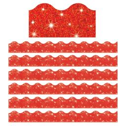 Trend (6 pk) trimmer red sparkle