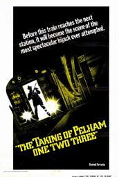 The Taking of Pelham One Two Three Movie Poster Print (27 x 40) MOVCF9282