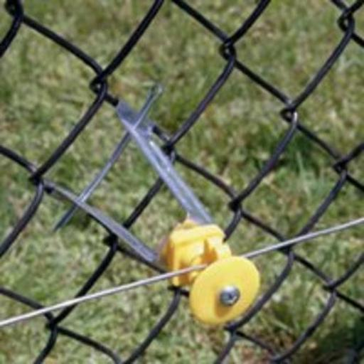 Fi-shock Iclxy-fs Electric Fence Chain Link Insulator, 6