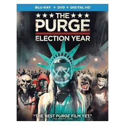 Purge-election year (blu ray/dvd w/digital hd/ultraviolet) BR61175983