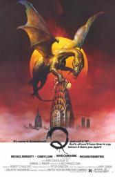 Q (the Winged Serpent) Movie Poster (11 x 17) MOV195479