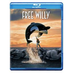 Free willy 1 (blu-ray) BR536945
