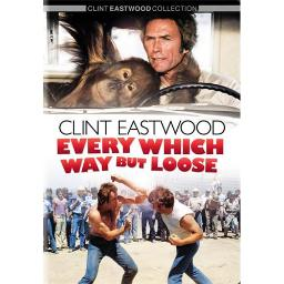 EVERY WHICH WAY BUT LOOSE (DVD/ECO PKG) 883929078059
