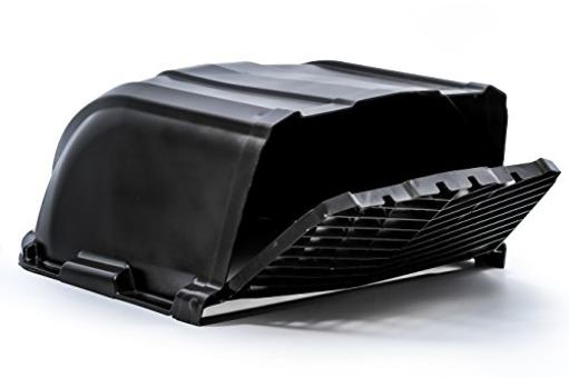 Camco 40456 Black Xlt Roof Vent Cover