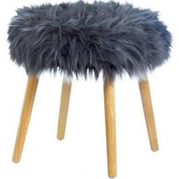 ae-wholesale-10018180-faux-fur-foot-stool-gray-3ac1ee67b2887969