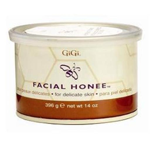 GIGI WAX 0310 FACIAL HONEE WAX 14oz. 43B5BAB14ED22CDF
