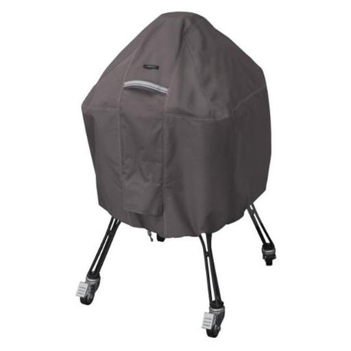 Classic Accessories 55-604-035101-EC Medium Ceramic Grill Cover, Taupe