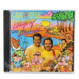 Greg  steve productions greg steve productions playing favorites cd greg  steve 012cd