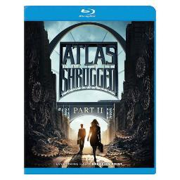 Atlas shrugged part 2 (blu-ray/ws-1.78/eng-fr-sp sub) BR2285929