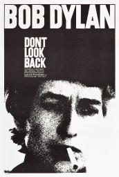 Don'T Look Back Bob Dylan 1967 Movie Poster Masterprint EVCM4DDOLOEC001HLARGE