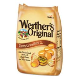 Werther'S. Original. 39870 CANDY,CARAMEL FILLED