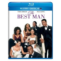 Best man (blu ray w/digital copy/ultraviolet) BR61127549