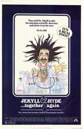 Jekyll and Hyde Together Again Movie Poster (11 x 17) MOV232883