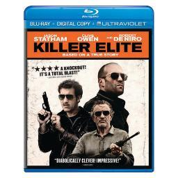 Killer elite (blu ray w/digital copy/ultraviolet) BR61121303