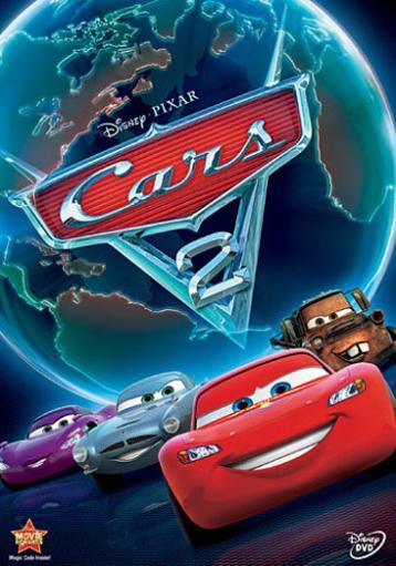 Cars 2 (dvd/ws/eng-sp sub)