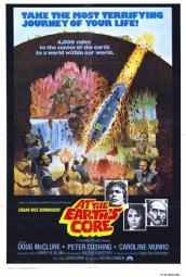 At the Earth's Core, c.1976 Movie Poster (11 x 17) MOV193877