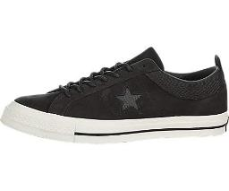 Converse Mens one star 74 ox Low Top Lace Up Fashion Sneakers