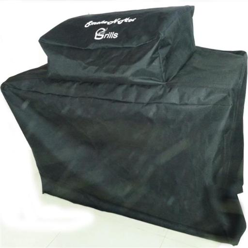 Smoke-N-Hot 606015532248 24 in. Pro Grill Cover