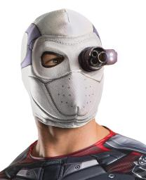Suicide Squad Dc Universe Comics Batman Deadshot Light Up Mask RU32940