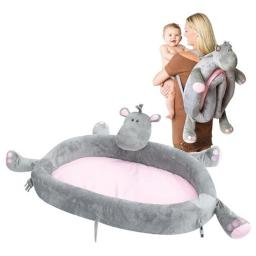 Lulyboo LZ H 001 Lulyzoo Toddler Lounge - Hippo