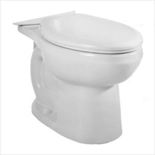 American Standard 3706.216.020 H2Option Siphonic Dual Flush Elongated Toilet Bowl Only in White