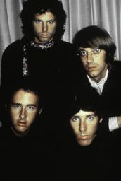 The Doors: Color Group Photo Photo Print - from $46.51