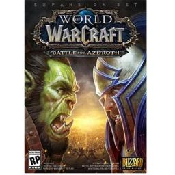 Activision Blizzard 73041 WoW Battle for Azeroth PC