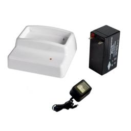 High Tech Pet Products CRG-12V-2B Power Pet Door Charger Kit with 2 Batteries