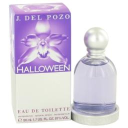 Halloween By JESUS DEL POZO FOR WOMEN 1.7 oz Eau De Toilette Spray