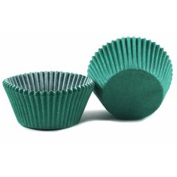 Cupcake Creations Solid Green Baking Cup, Set of 32