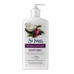 St. Ives Naturally Indulgent Coconut Milk and Orchid Extract, 18 Ounce