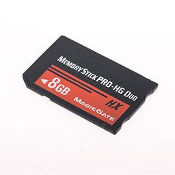 FengShengDa High Speed Memory Stick Pro-HG Duo 8GB MSHX8A PSP Accessories PSP 1000 2000 3000