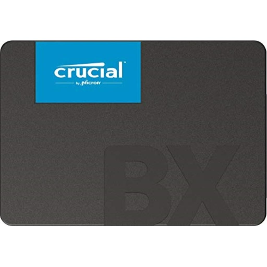 "Crucial BX500 240GB SSD 3D NAND SATA 2.5"" Solid State Drive CT240BX500SSD1"