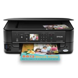 Epson Stylus NX625 Wireless All-in-One Color Inkjet Printer, Copier, Scanner (C11CA70271)