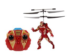 World Tech Toys Marvel The Avengers: Age Of Ultron Helicopter MCLA-AOU-IM