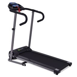 1100 W Foldable Electric Support Motorized Power Running Treadmill