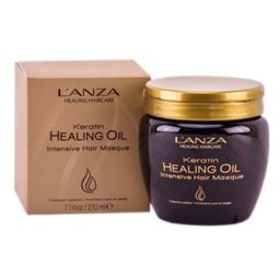 Lanza Keratin Healing Oil Intensive Hair Masque - 7.1 oz LAN-0078