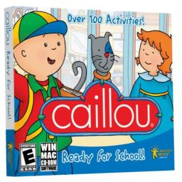 Caillou Ready for School JC [Old Version]