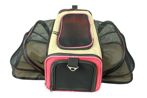 Pet Life Roomeo Folding Collapsible Airline-Approved Pet Carrier and Crate
