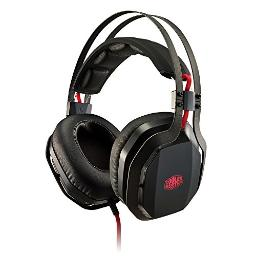 Cooler Master Pulse MH-750 Over-Ear Headset with Mic, Virtual 7.1 Channel Surround Sound with Exclusive Bass FX Technology