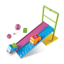 Learning Resources STEM Force & Motion Activity Set, 20 Pieces, Ages 5+