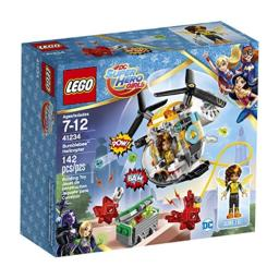 LEGO DC Super Hero Girls Bumblebee Helicopter 41234 DC Collectible