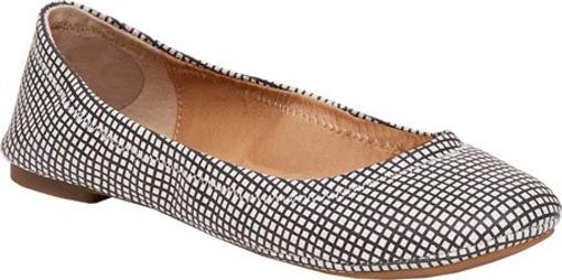 Lucky Brand Womens Emmie Leather Closed Toe Ballet Flats KZDJRM2KS9GBN7KG