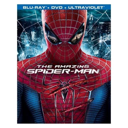 Amazing spiderman (2012/blu-ray/dvd combo/ws 2.xx/5.1/3 disc/ultra) OCGVSWA6T9JBQYBM